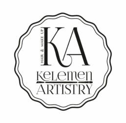 Kelemen Brautstyling Nürnberg und München Logo von Brigitte Kelemen Artistry