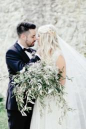 Brigitte Kelemen macht Braut Make Up in München und stylt Braut für Hochzeitstag
