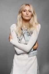 Fotoshooting mit Hair & Make-Up von Brigitte Kelemen, fotografiert von Denise Keimig